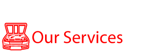 Get brake repair, oil changes, tune-ups, and more - Our Services